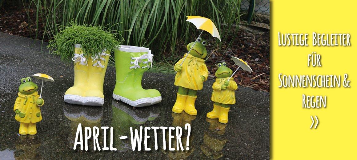 April-Wetter? · Themenwelt
