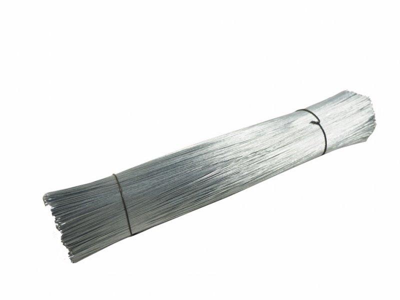 Silberdraht Stücke 0,37x200mm 1kg · 1013000