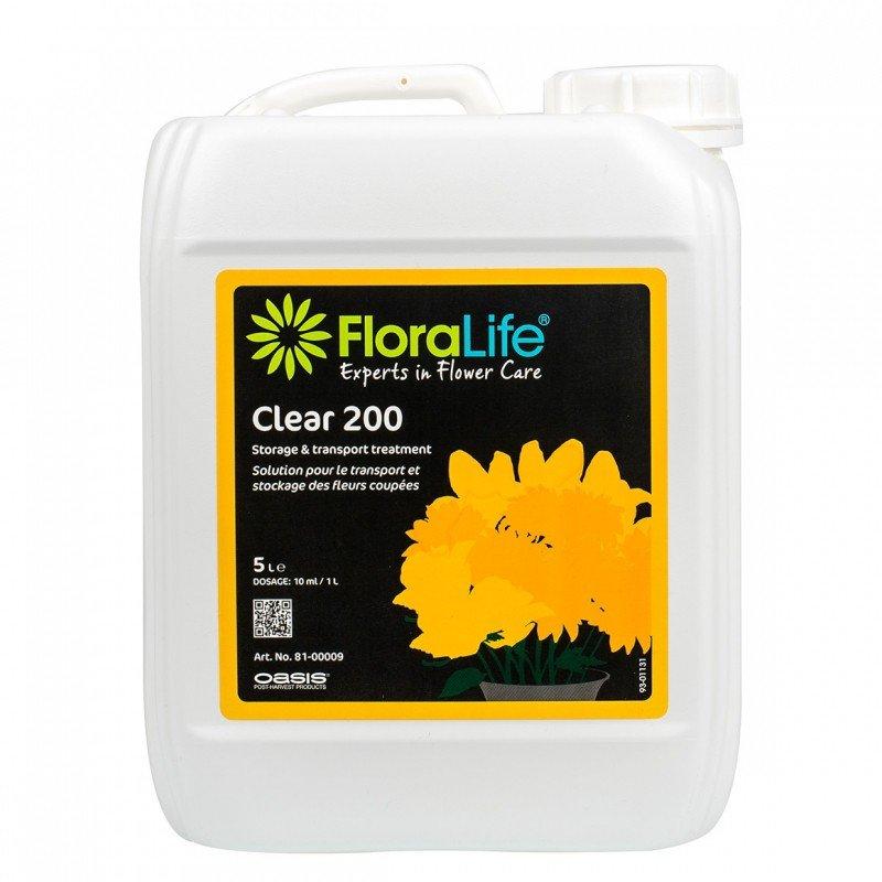 floralife 200 clear blumennahrung 5l kanister 81 00009. Black Bedroom Furniture Sets. Home Design Ideas