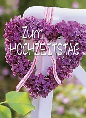 Minikarten Pictural Zum Hochzeitstag 9012